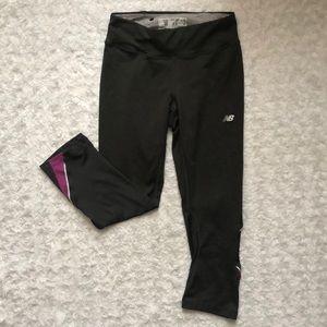 New Balance Workout Grey Capri Pants Size XS